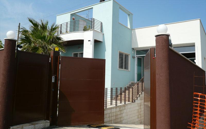 1. ingresso villa