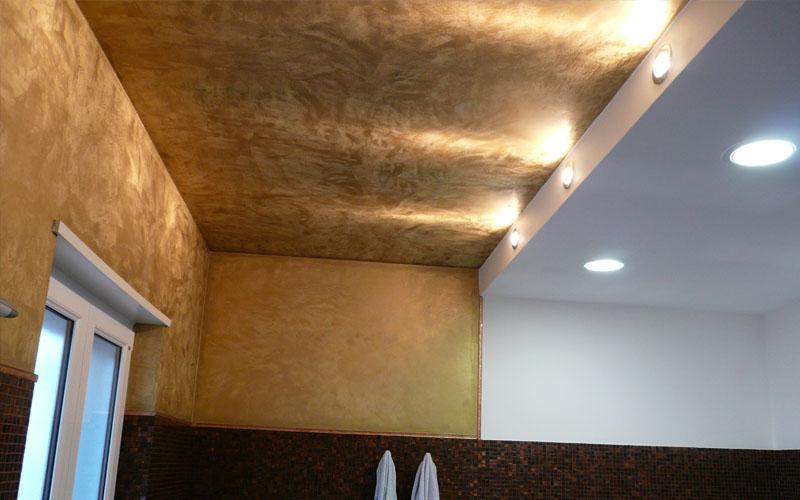 17. soffitto bagno