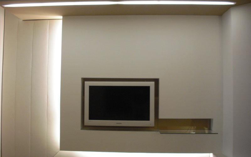 3. parete TV