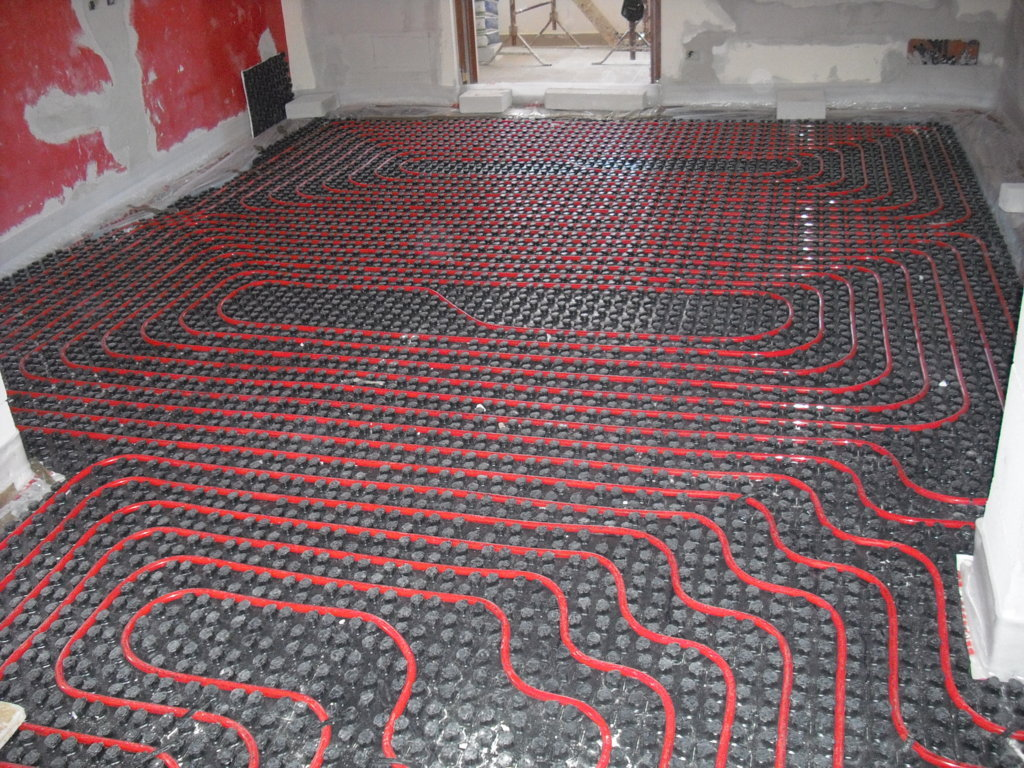 4. impianto a pavimento