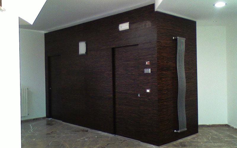 8. rivestimento parete